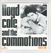 LLOYD COLE THE COMMOTIONS Vinyl 45T 7 FOREST FIRE -ANDY'S BABIES -POLYDOR 881196