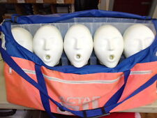 Actar 911 Squadron Adult CPR Manikins 5 Pack!!