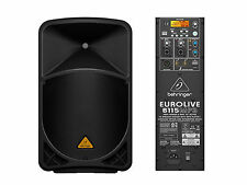 BEHRINGER B115MP3 CASSA ATTIVA 2 VIE 1000W WIRELESS READY + LETTORE MP3