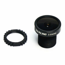 DALRC FPV 2.5mm Lens 120 Degree Wide Angle M12 1/3 inch Mini CCD Camera