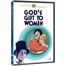 God's Gift to Women DVD Frank Fay, Joan Blondell and Louise Brooks
