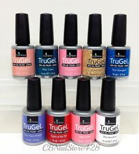 EZFlow TruGel - Gel Polish- Set of 9 Colors From The Collection