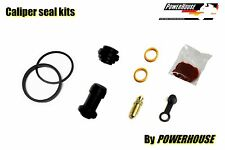 Suzuki TU 250 X 97-99 front brake caliper seal kit 1997 1998 1999