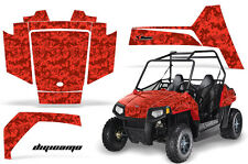 AMR Racing Polaris RZR 170 Decal Graphic Kit UTV Accessories All Years DIGI RED