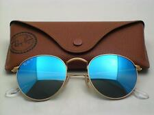 RAY BAN Sunglasses Men's Polarized RB 3447 Matte Gold 112/4L $165