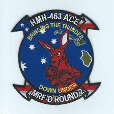 "HMH-463 ACE ""BRINGING THE THUNDER DOWN UNDER"" !!NEW!! patch"
