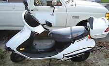 White or black 1987 HONDA CH150 ELITE SCOOTER BODY PANEL SET CH 150 8 pcs