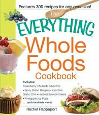 WHOLE FOOD COOKBOOK Smoothies,Decrease Inflamation,Nutritious NEW