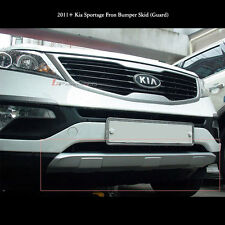 FRONT BUMPER SKID GUARD PROTECTOR DIFFUSER  FOR 2011+ KIA SPORTAGE