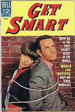 Get Smart Comic # 5,  March 1967, Vintage Silver Age Dell Comic