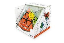 Meffert's Brainteaser Pyraminx Twist Puzzle 4D Challenge Fun Desk Game Toy Gift