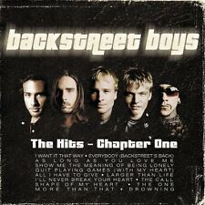 Backstreet Boys - Hits-Chapter One [New CD]