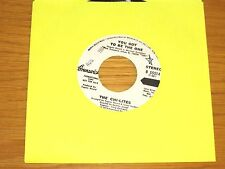 """PROMO SOUL 45 RPM - THE CHI-LITES - BRUNSWICK 55514 - """"YOU GOT TO BE THE ONE"""""""