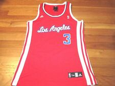 ADIDAS WOMEN'S NBA LOS ANGELES CLIPPERS CHRIS PAUL JERSEY SIZE M