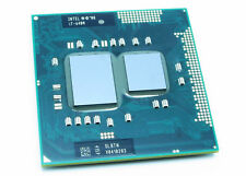 Intel Core i7 640M 2.8 GHz Dual-Core 4M Processor Socket G1 Mobile CPU SLBTN