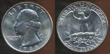 United States, 1988-P Quarter Dollar, Washington - Uncirculated