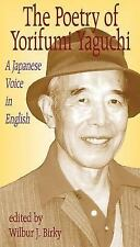 The Poetry of Yorifumi Yaguchi: A Japanese Voice in English