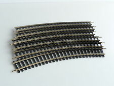 ROCO 6 RAILS COURBES 30° R2 358 MM REF 4422 SB