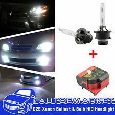 OEM 2005- 2009 VW Golf GTi Jetta Xenon Headlight HID Igniter + D2S Xenon Bulbs