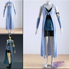 Final Fantasy VIII Rinoa Heartilly Dress Cosplay Costume