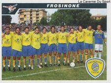 675 SQUADRA FROSININE CALCIO ITALIA SERIE C1 STICKER CALCIATORI 2005 PANINI