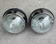 NOS Alfa Romeo Giulietta Spider - Ferrari - Front Indicator Lights Set CARELLO