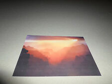 "Desert Light ""Cape Royal Sunset"" Blank Leanin' Tree Greeting Card & Envelope~NEW"