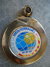 PORTE CLES FEDERATION FRANCAISE FOOTBALL LIGUE DE LA MEDITERRANEE FFF FOOT