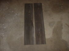2 VINTAGE BARN BOARDS LUMBER 100+ YEAR OLD WOOD CRAFTING SIGN 38 X 7 LOT 23