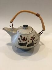 Japanese Teapot Grey
