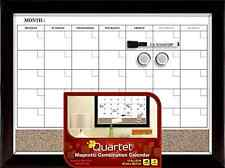 Magnetic Wall Dry Erase Monthly Calendar Planner Cork Bulletin Board Office Note