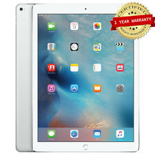Sim Free Apple iPad Pro 9.7-Inch 128GB Unlocked Wi-Fi 4G/LTE Tablet - Silver