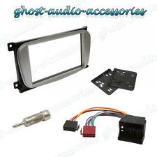 Ford Focus Double DIN Radio Stereo Facia Fascia Adaptor Plate Fitting Kit