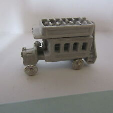 1/12 Dolls House Toy Accessories  London Bus   1900c    kit   DHD01