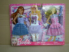 Rare Barbie Fashionista Fashion Pack Party Dress Doll Outfit 2012 Mattel