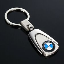 New Creative Car Logo Keyring Metal Key Chain Keyfobs Gift for BMW