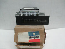 "1973 Imperial Chronometer Electronic Digital Clock Mopar ""NOS"" 3592382"