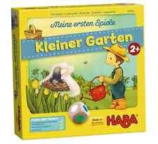 HABA Mi primer juego Pequeño Jardín a partir de 2 años Juego de dados de color