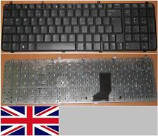 CLAVIER QWERTY UK HP DV9000 series AT5A AEAT5E00210 9J.N8982.10U noir