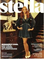 Lily Cole on Magazine Cover December 2009