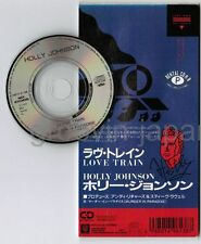 "HOLLY JOHNSON‎ Love Train Frankie Goes To H JAPAN 3"" CD 09P3-6138 Former Rental"