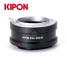 New Kipon Adapter for Exakta lens to Canon EOS M Interchangeable Digital Camera