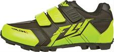 FLY RACING 362-58910 TALON II SHOES BLACK/HI-VIS SZ 10 MTB MOUNTAIN BIKE