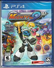 Mighty No. 9 (Sony PlayStation 4, 2016) *NEW*