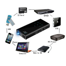 Fugetek FG-957 DLP Pico Mini Video Projector/Power Bank, USB, HDMI 120 Lumen