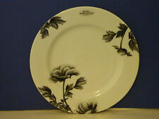 Royal Worcester Black Peony Dessert Plate several available NEW