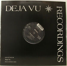 "RECALL DRILLER KILLER DEJA VU RECORDINGS 12"" LP (h212)"