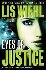 Eyes of Justice (A Triple Threat Novel)-ExLibrary