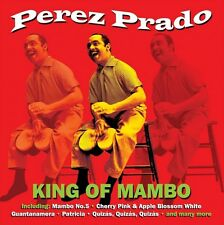 PEREZ PRADO - KING OF MAMBO (NEW SEALED 2CD) Mambo No. 5, Patricia