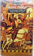 A Connecticut Yankee in King Arthur's Court by Mark Twain-Paperback-Signet Books